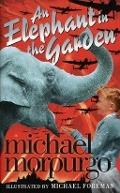Bekijk details van An elephant in the garden
