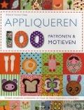 Bekijk details van Appliqueren 100 patronen & motieven