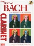 Bekijk details van Best of Bach; Clarinet