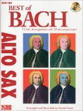 Bekijk details van Best of Bach; Alto sax
