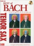 Bekijk details van Best of Bach; Tenor sax
