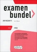 Bekijk details van Examenbundel vwo m&o; 2010/2011