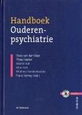 Bekijk details van Handboek ouderenpsychiatrie