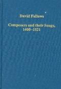 Bekijk details van Composers and their songs, 1400-1521