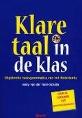 Bekijk details van Klare taal in de klas
