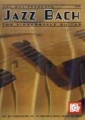 Bekijk details van Jazz Bach for fingerstyle guitar