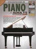 Bekijk details van Progressive piano for adults