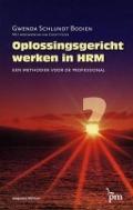 Bekijk details van Oplossingsgericht werken in HRM