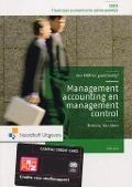 Bekijk details van Management accounting en management control