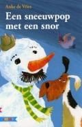 Bekijk details van Een sneeuwpop met een snor