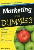 Bekijk details van Marketing voor dummies