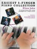 Bekijk details van Easiest 5-finger piano collection