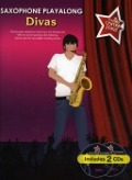 Bekijk details van Divas; Saxophone playalong