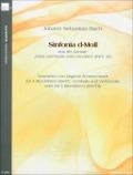 Bekijk details van Sinfonia d-Moll