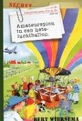 Bekijk details van Amateurspion in een heteluchtballon