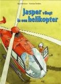 Bekijk details van Jasper vliegt in een helikopter