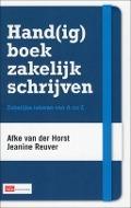 Bekijk details van Hand(ig) boek zakelijk schrijven