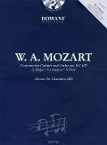 Bekijk details van Concerto for clarinet and orchestra, KV 622 A major