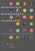 Bekijk details van Biografisch woordenboek Gelderland; Dl. 8