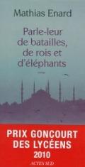 Bekijk details van Parle-leur de batailles, de rois et d'éléphants