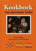 Bekijk details van Kookboek van mevrouw Griet