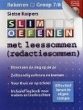Bekijk details van Slim oefenen met leessommen (redactiesommen) voor groep 7/8