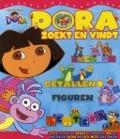 Bekijk details van Dora zoekt en vindt kleuren, getallen, figuren en letters