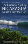 Bekijk details van The essential surfing Nicaragua guide & surf map set