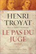 Bekijk details van Le pas du juge: roman