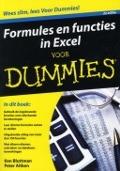 Bekijk details van Formules en functies in Excel voor dummies