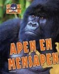 Bekijk details van Apen en mensapen