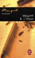 Bekijk details van Maigret à l' école