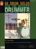 Bekijk details van 66 drum solos for the modern drummer
