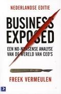 Bekijk details van Business exposed