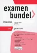Bekijk details van Examenbundel vwo geschiedenis; 2012/2013