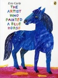 Bekijk details van The artist who painted a blue horse