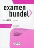 Bekijk details van Examenbundel vmbo gt economie; 2012/2013