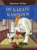 Bekijk details van De karatekampioen