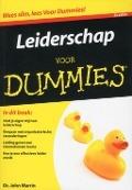 Bekijk details van Leiderschap voor dummies