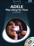 Bekijk details van Adele; Playalong for flute
