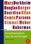 Bekijk details van Grootmeesters van de sociologie