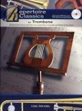 Bekijk details van Repertoire classics for trombone