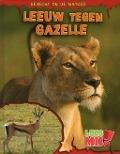 Bekijk details van Leeuw tegen gazelle