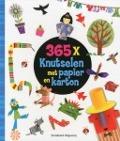 Bekijk details van 365x knutselen met papier en karton