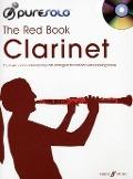 Bekijk details van The red book; Clarinet
