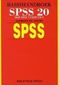 Bekijk details van Basishandboek SPSS 20
