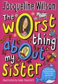 Bekijk details van The worst thing about my sister
