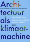 Bekijk details van Architectuur als klimaatmachine