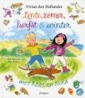 Bekijk details van Lente, zomer, herfst & winter met Roos en Mika