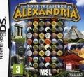 Bekijk details van The lost treasures of Alexandria